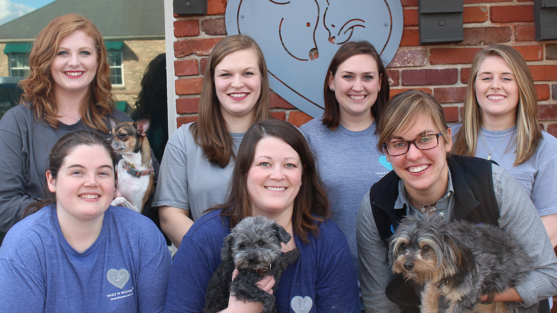 The Team at Wags 'n Whiskers | Brimingham, Alabama